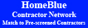 HomeBlue COntractor Network